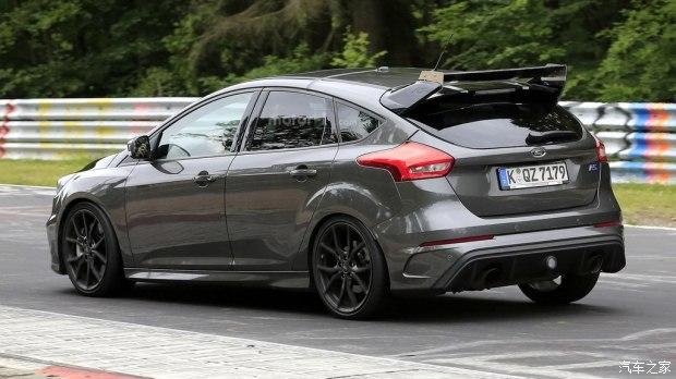 天娇集团:新一代福克斯RS 500可输出400马力