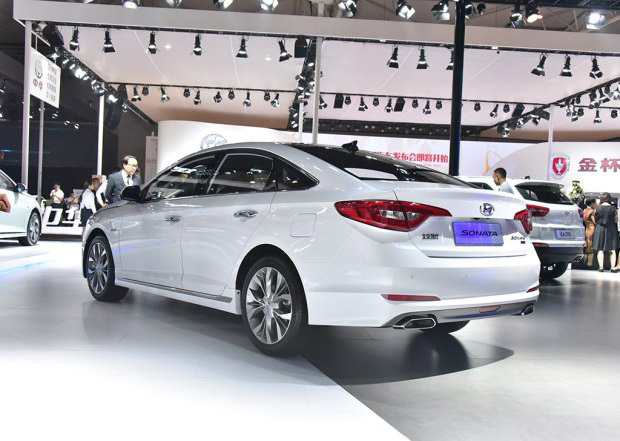 邵阳北京现代正式发布2017款索纳塔九